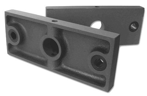 China Gray Iron Castings, Grey Cast Iron Parts, Material Grades