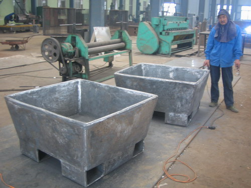 high temperature resistant cast steel in china