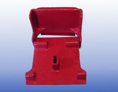 weeding machine bracket