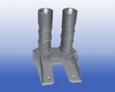 farming machinery iron part