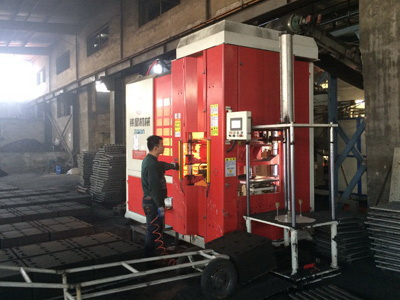 Sand Casting Process - Green Sand, Resin Sand, Shell Molding