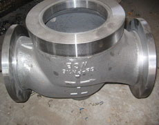 Cast Steel Castings Made In China Foundry
